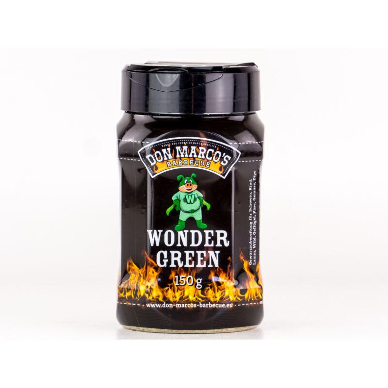 Don Marco´s WonderGreen Rub, 150g