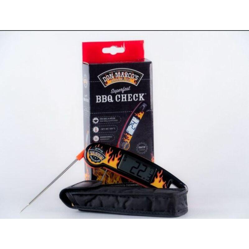 Don Marco's BBQ Check Maghőmérő