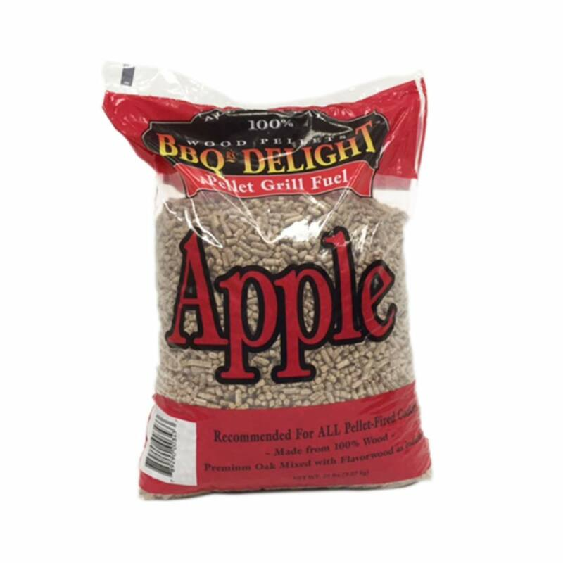 BBQr's Delight Alma pellet 9,07 kg