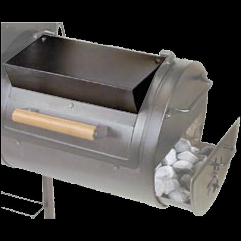 Grill'n Smoke Melegítő lap az oldalsó tűzkamrához (Firebox)