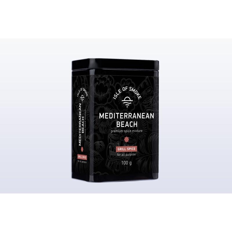 Isle of Smoke Mediterranean Beach Grill fűszerkeverék 100g