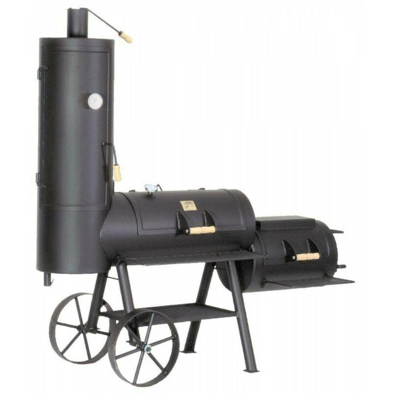 "Joe' Barbeque Smoker - 16"" Chuckwagon 6,35 mm-es falvastagság"