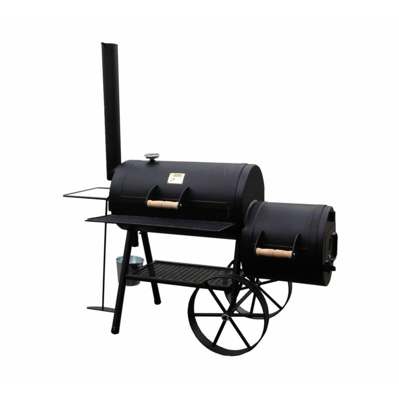 "Joe' Barbeque Smoker - 16"" Wild West"