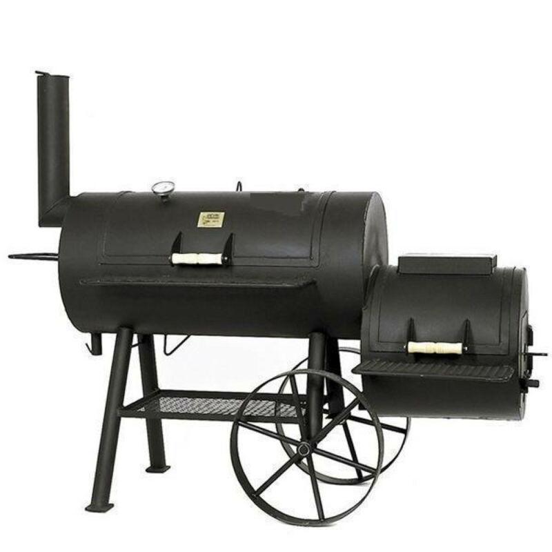"Joe' Barbeque Smoker - 20"" Texac Classic Long"
