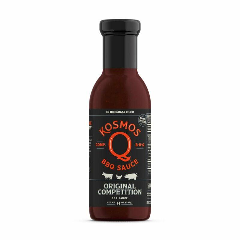 Kosmo's Q Original Competition BBq Sauce