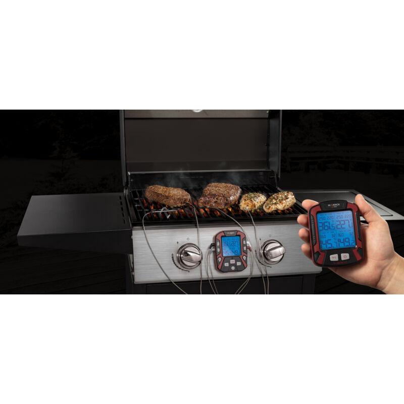 Maverick XR-50 Barbecue Rádiójeles hőmérő, húshőmérő és grillhőmérő