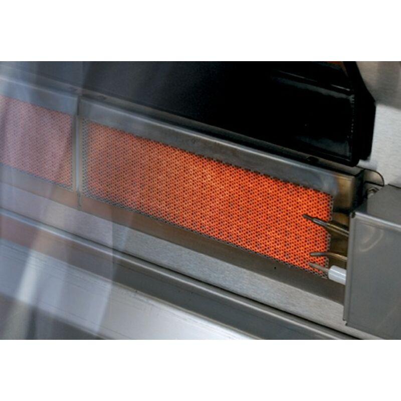 Napoleon BI LEX 605 RBI beépíthető grillkészülék infravörös főégővel, rozsdamentes acél