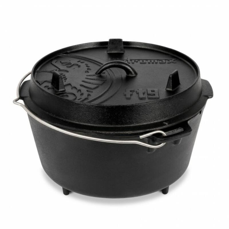 PETROMAX - Dutch Oven ft9