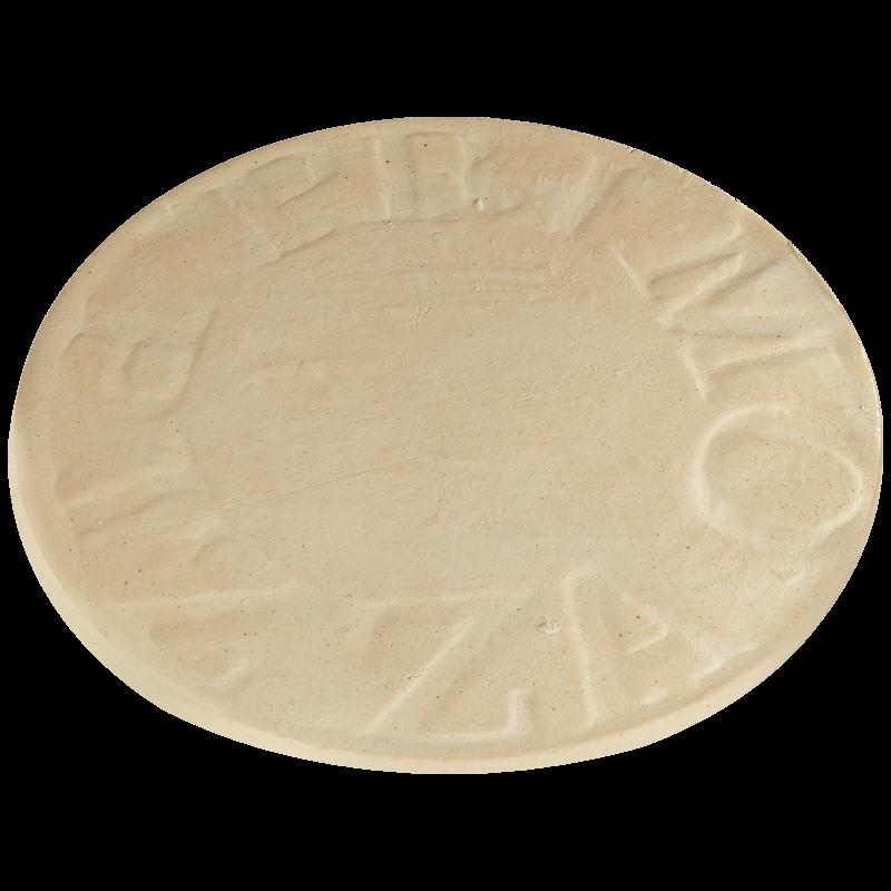 Primo Pizzakő 39cm Oval 400 XL, Oval 300 Large, Kamado Round