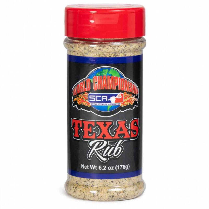 SCA Texas Rub 176 g