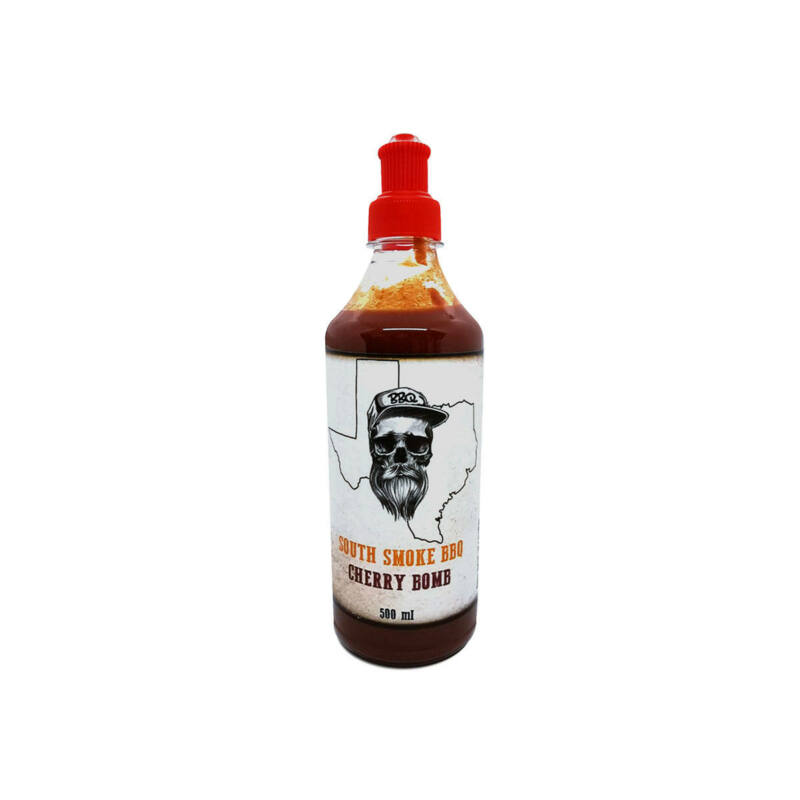 South Smoke BBQ Cherry Bomb 500 ml