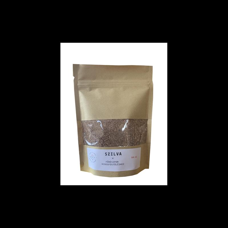 Wood2Smoke Szilva fűrészpor hidegfüstöléshez 500 ml
