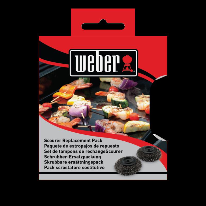 Weber Cserefej a plancha dörzsölőhöz
