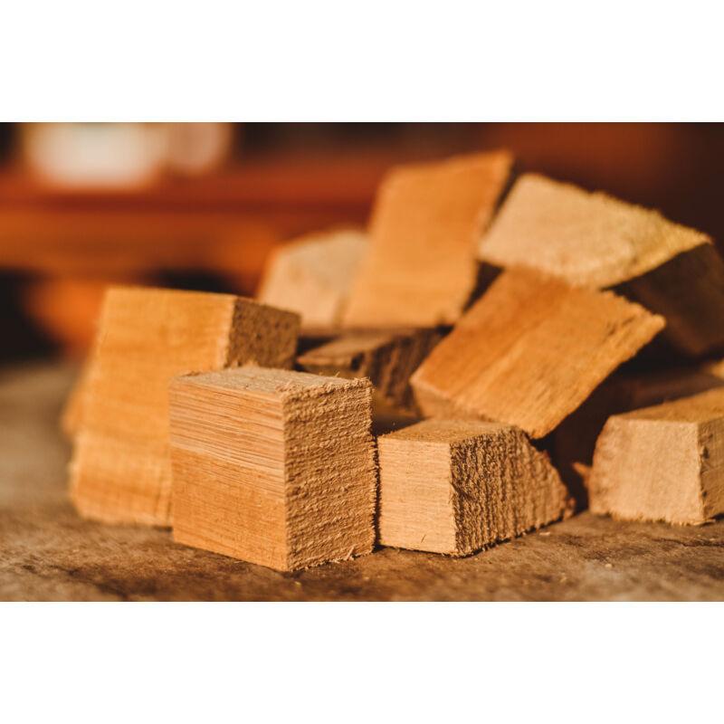 Wood2Smoke Tölgy füstölőfa 1 kg